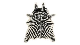 Image of a Faux Zebra 5 x 6 Rug