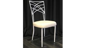 Image of a Chairs - Carey white