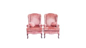 Image of a Bonnie + Clyde Chairs
