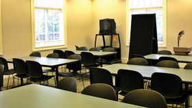 Image of a IAMS Educational Room