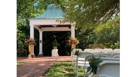 Image of a Patterson Homestead Gazebo