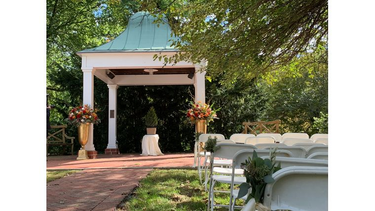 Picture of a Patterson Homestead Gazebo