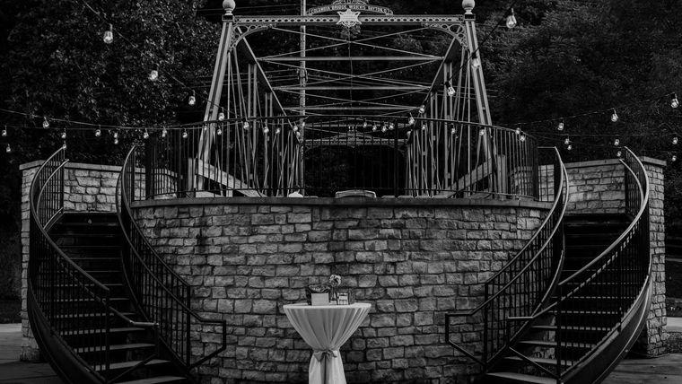 Picture of a Carillon Park Morrison Bridge