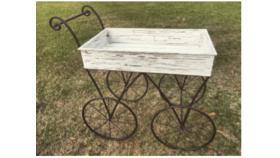 Image of a Antique Rustic Cart
