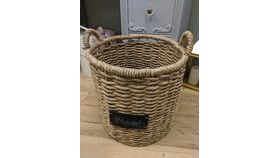 Image of a Blanket Basket