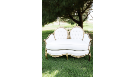 Image of a Ashley French Settee