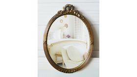 Image of a Amanda Vintage Wall Mirror