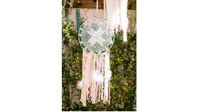 Image of a Bohemian Dream Catcher, Set of Five