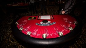 Image of a 3 Card Poker
