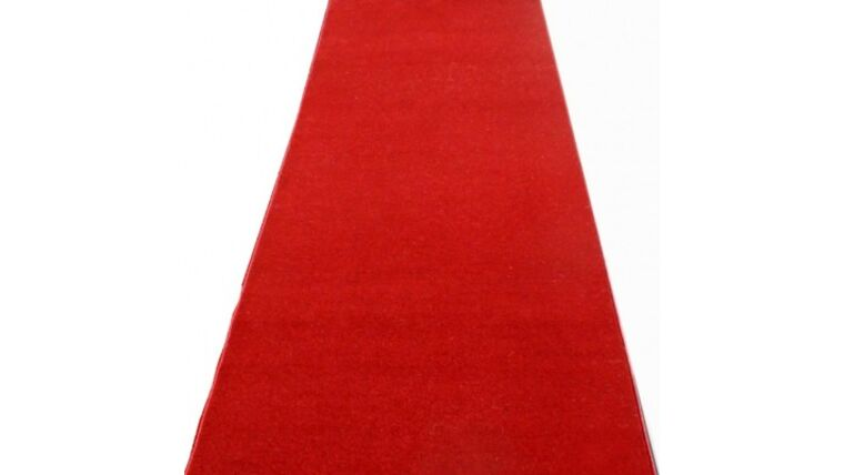 Picture of a Red Carpet 25ft