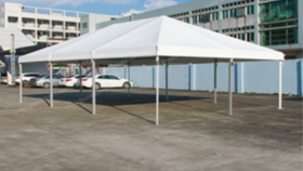 Image of a 40' x 50' Frame Tent