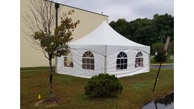 15' Sidewall Window (30' Wide Frame Tent) image