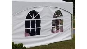 Image of a 10' Sidewall Window (40' Wide Frame Tent)