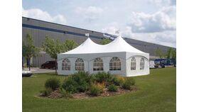 10' Sidewall Window (40' Wide Frame Tent) image