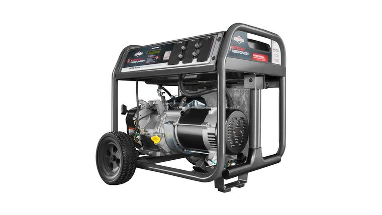 Picture of a Generator 6250 Running Watts