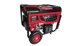Image of a Generator 7500 Running Watts