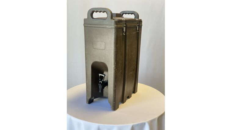 Picture of a 5 Gallon Insulated Drink Dispenser