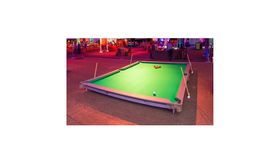 Image of a Giant Pool Table