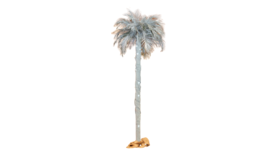 Image of a 12' Faux Palm Tree