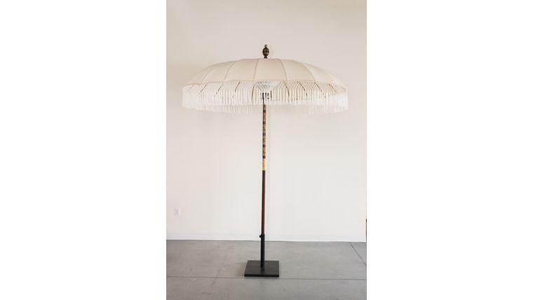 Picture of a Baywood Fringe Umbrellas