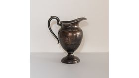 Image of a Antique Silver Pitcher Vase