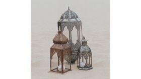 Image of a Moroccan Lanterns