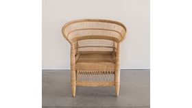 Image of a Black Hill Wicker Chairs