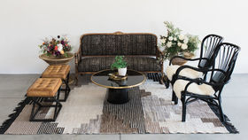Image of a Baxter Lounge