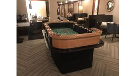 Image of a 8' Mini Craps table