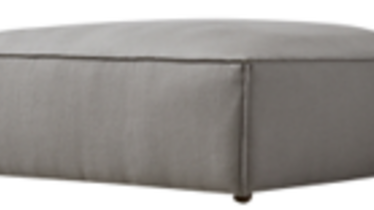 Picture of a Tully Sectional OTTOMAN