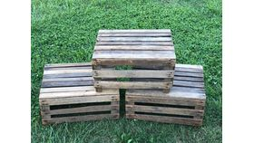 Image of a Apple Crates