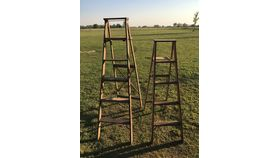 Image of a Tall ladder