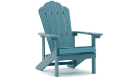 Image of a Adirondack Chair