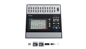 Image of a QSC Touchmix 30 Digital Mixer