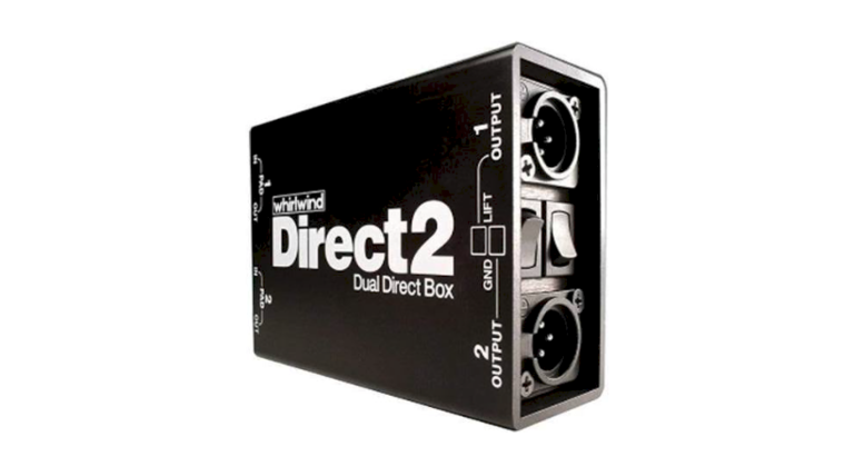 Picture of a DI Box - Double