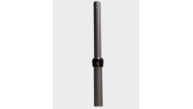 Image of a 8'-16' Upright Drape Pole- 2 inch