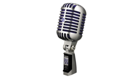 Image of a Microphone - Shure 55 Super Big Boy
