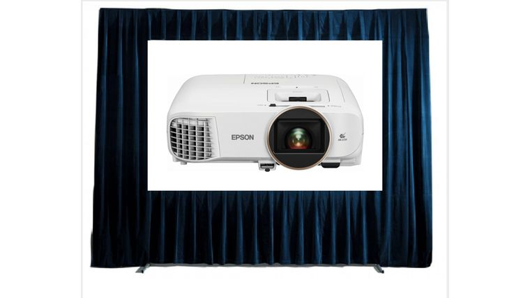 Picture of a 4K HD Projector