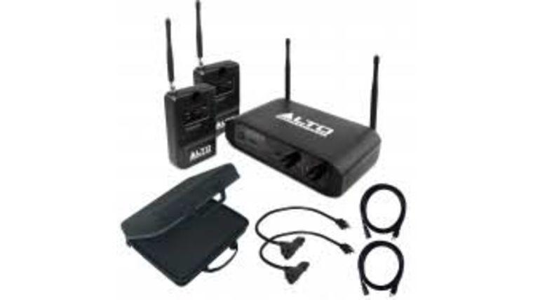 Picture of a Wireless Speaker Hub Transmiter