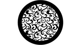 Image of a DREAM GRILL - STOCK GOBO - STEEL