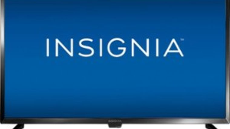 """Picture of a 32"""" INSIGNIA LED DISPLAY / MONITOR"""