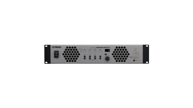 Picture of a YAMAHA XMV4280-D - 4 CHANNEL AMPLIFIER
