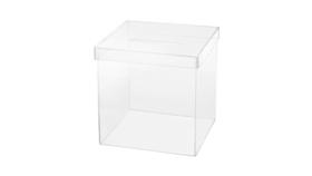 Image of a Acrylic Card Box