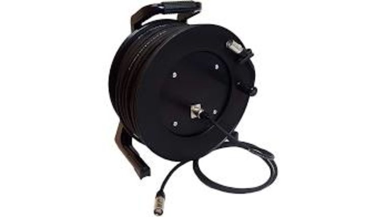 Picture of a 250ft cat5 audio snake