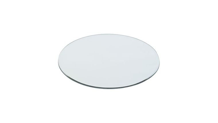 "Picture of a 7"" Round Mirror"