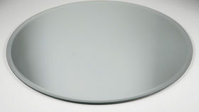 "Image of a 13"" Round Beveled Mirror"