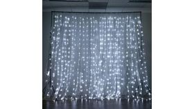 Image of a Curtain Light Bright 20 FT w x 10 ft h