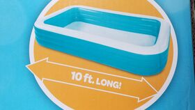 Image of a Inflatable Pool