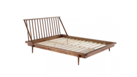 Image of a Spindle Bed - Queen