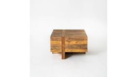 Image of a Westcott Reclaimed Wood Coffee Tables